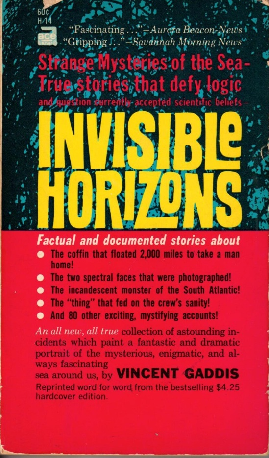 Invisible Horizons 1965